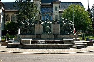 International Telecommunication Union Monument