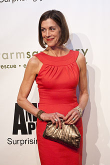 Malick at the Farm Sanctuary 25th Anniversary Gala in New York City on May 14, 2011