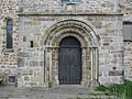 West door - St Mary's, Kirkby Lonsdale - geograph.org.uk - 1900468.jpg