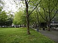 West end of Euston Square Gardens, Euston Road - geograph.org.uk - 1285939.jpg