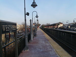 Westfield Station facing east.JPG