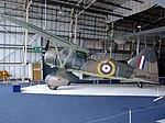Westland Lysander R9125 at RAF Museum London Flickr 4607625940.jpg