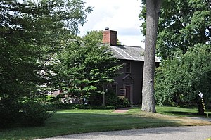 National Register of Historic Places listings in Weston, Massachusetts - Image: Weston MA Abel Allen House