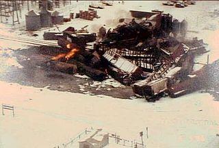 Weyauwega, Wisconsin, derailment