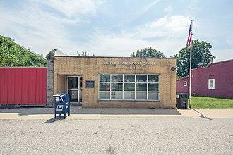 Wheatland, Indiana - Image: Wheatland, Indiana