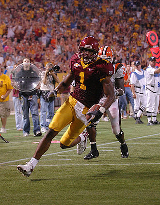 2007 Minnesota Golden Gophers football team - Ernie Wheelwright scored a touchdown against Bowling Green.