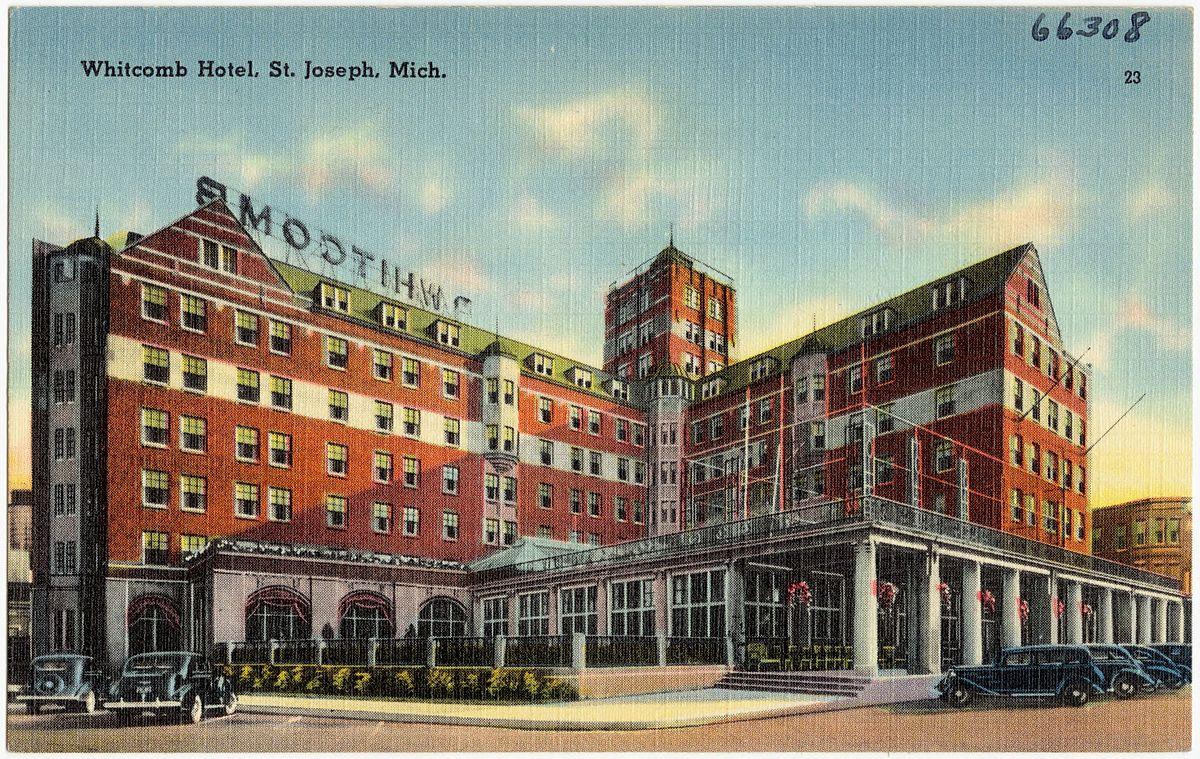 Whitcomb hotel wikipedia