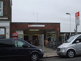 Whitton station entrance.JPG