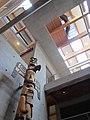 Wieden+Kennedy, Portland, OR - totem pole, ceiling.JPG