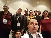 WikiArabia at Wikimania 2018 (1).jpg