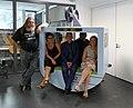 WikiCon 2019, Die Orga grüßt aus Wuppertal - Wir wuppen das....jpg