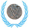 WikiProject Numismatics Dutch coins taskforce concept logo (2017).png