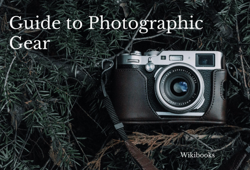 Wikibooks Guide to Photographic Gear Cover.png