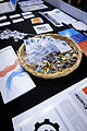 Wikimania 2014 WMF Grantmaking Booth 17.JPG