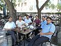 Wikimedia meetups in Azerbaijan (16-08-2014).jpg