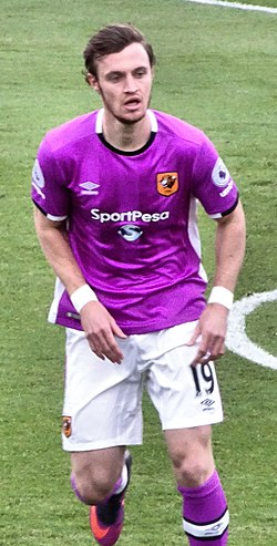 Will Keane a Hull City színeiben 2016-ban