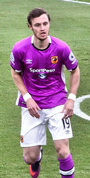 Will Keane - Keane playing for Hull City in 2016