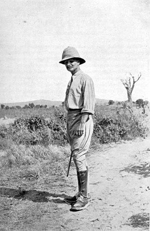 Battle of Hill 60 (Gallipoli) - Lieutenant General Birdwood near Hill 60 in October 1915