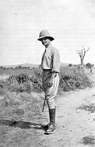 Battle of Hill 60 (Gallipoli) - Lieutenant General Birdwood near Hill 60 in October 1915