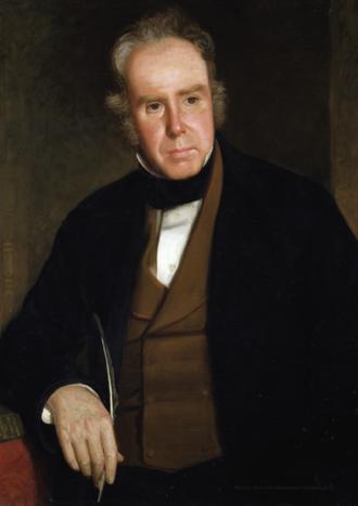 William Carleton - William Carleton by John Slattery, circa 1850s