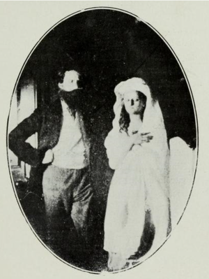 William Crookes - Crookes with Katie King