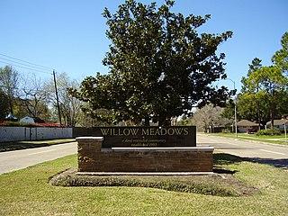 Willow Meadows, Houston