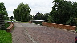 Willy Lagermanstraatbrug - Terbregge - Hillegersberg-Schiebroek - Rotterdam - View of the bridge from the east.jpg