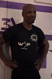 Willy Wise, Retired Professional boxer.jpg