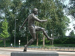 Willy van der Kuijlen - In 2004, a statue of Van der Kuijlen was revealed at the Philips Stadion