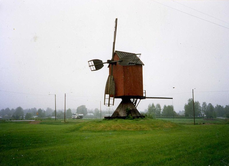 File:Windmill in Hartola.jpg
