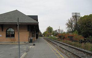 Windsor station (Vermont) - Image: Windsor Station