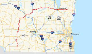 Wisconsin Highway 23 highway in Wisconsin