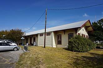 Wolfe City, Texas - Image: Wolfe City October 2015 01 (Wolfe City Public Library)