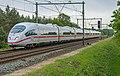 Wolfheze ICE-3 4601 als trein 128 tot Utrecht met +111 (14063975347).jpg