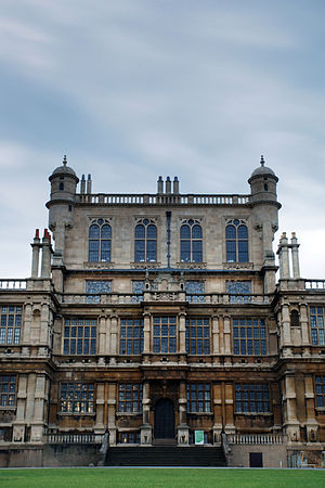 Robert Smythson - Image: Wollaton Hall