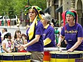 Women's Drum Center at the Twin Cities Pride Parade 2011 (5873838985).jpg