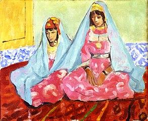 Femmes de Laghouat