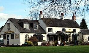 Weston, Staffordshire - The Woolpack Weston
