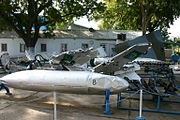 Wreckage Of 2 Pakistan Air Force F-86 Sabres (8447286791).jpg