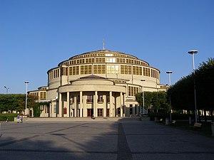 Wroclaw Hala Stulecia 3