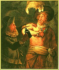 Jan van Walré in the role of Henry IV