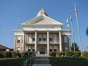 Wythe County Courthouse