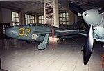 Yakovlev Kak-15 Yakovlev Yak-15 Yakovlev Museum Moscow Sep93 3 (16943678717).jpg