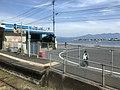 Yamakawa Station from train of Ibusuki-Makurazaki Line.jpg