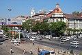 Yangon Pansodan overpass.jpg