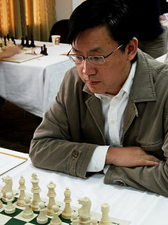 Ye Jiangchuan Chinese chess player