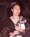 Yenny Rachman emotional with her Citra Award, Festival Film Indonesia (1982), 1983, p61.jpg
