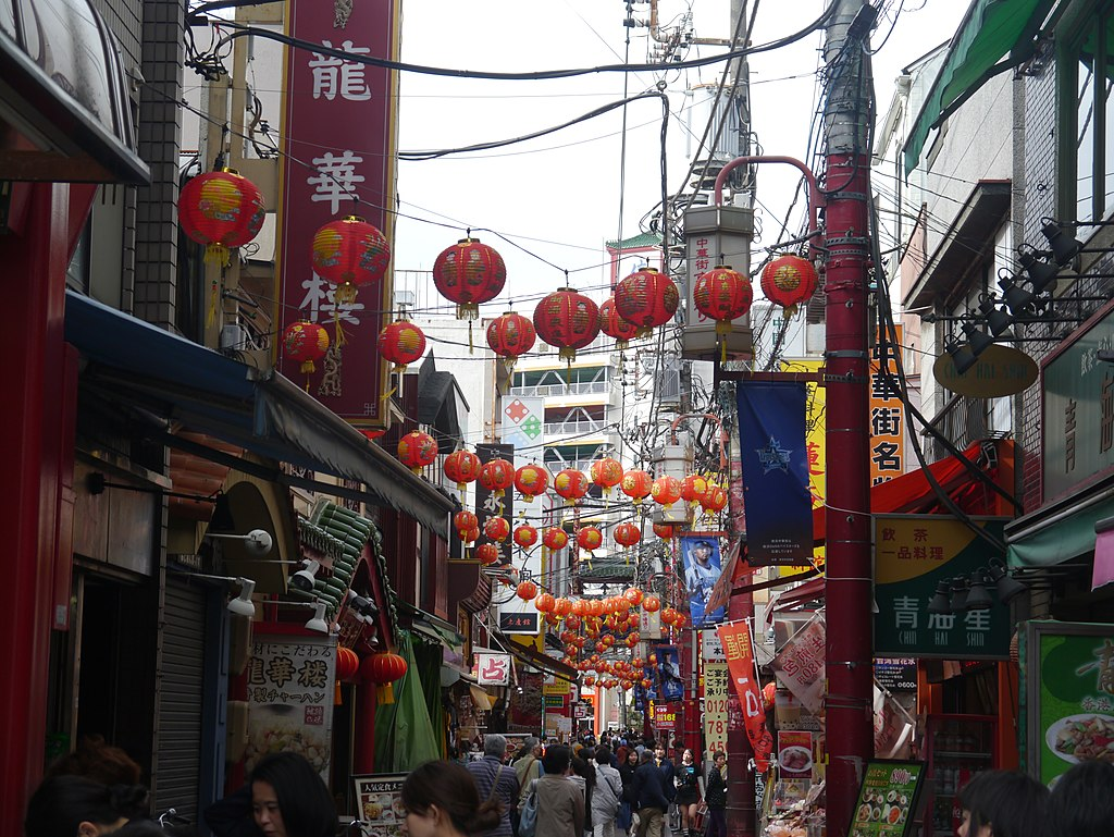 Yokohama Chinatown 29