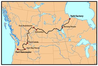 York Factory Express