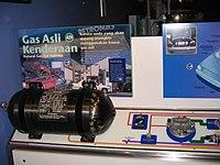 Gas asli - Wikipedia Bahasa Melayu, ensiklopedia bebas